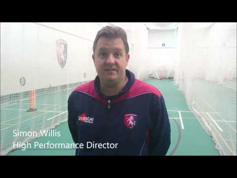 Kent Cricket trial day 2015