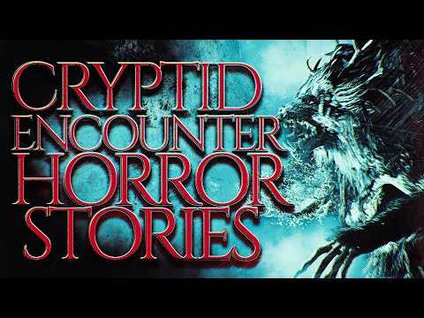 25 Scary Cryptid Stories