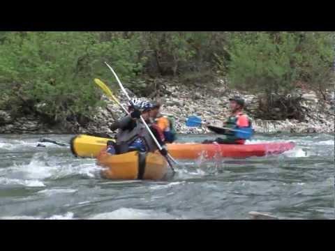 Bande annonce du Raid Nature de Vallon pont d'Arc 2012