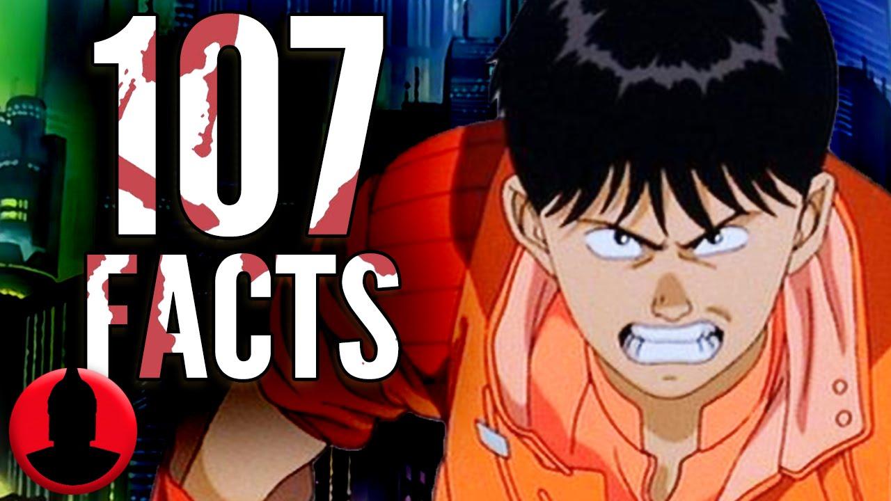 107 Akira Anime Facts YOU Should Know! - (107 Anime Facts S1 E3) - Cartoon Hangover