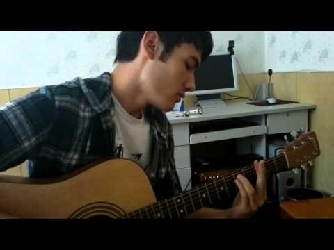 "Jason Mraz ""Bella Luna"" Yusuf anwar acoustic cover"