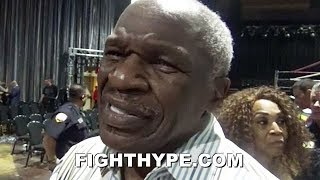 "MAYWEATHER SR. REACTS TO CANELO'S WIN OVER GOLOVKIN; INSISTS CANELO ""BEAT THAT ASS"""