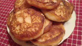 Сырники с творогом. Пышные и вкусные сырники. Сырники на завтрак.