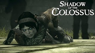 KONIEC [#7] Shadow of the Colossus [PS4 Pro]