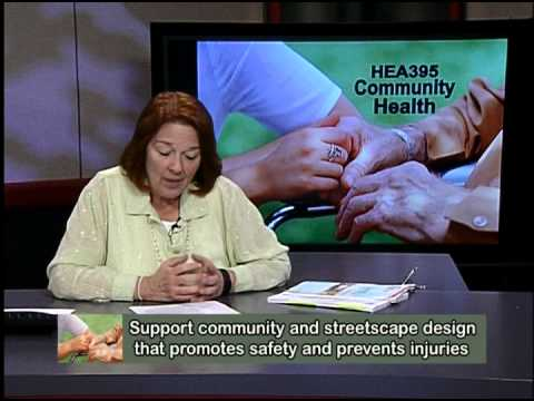 HEA395 Community Health #11 Spring 2015
