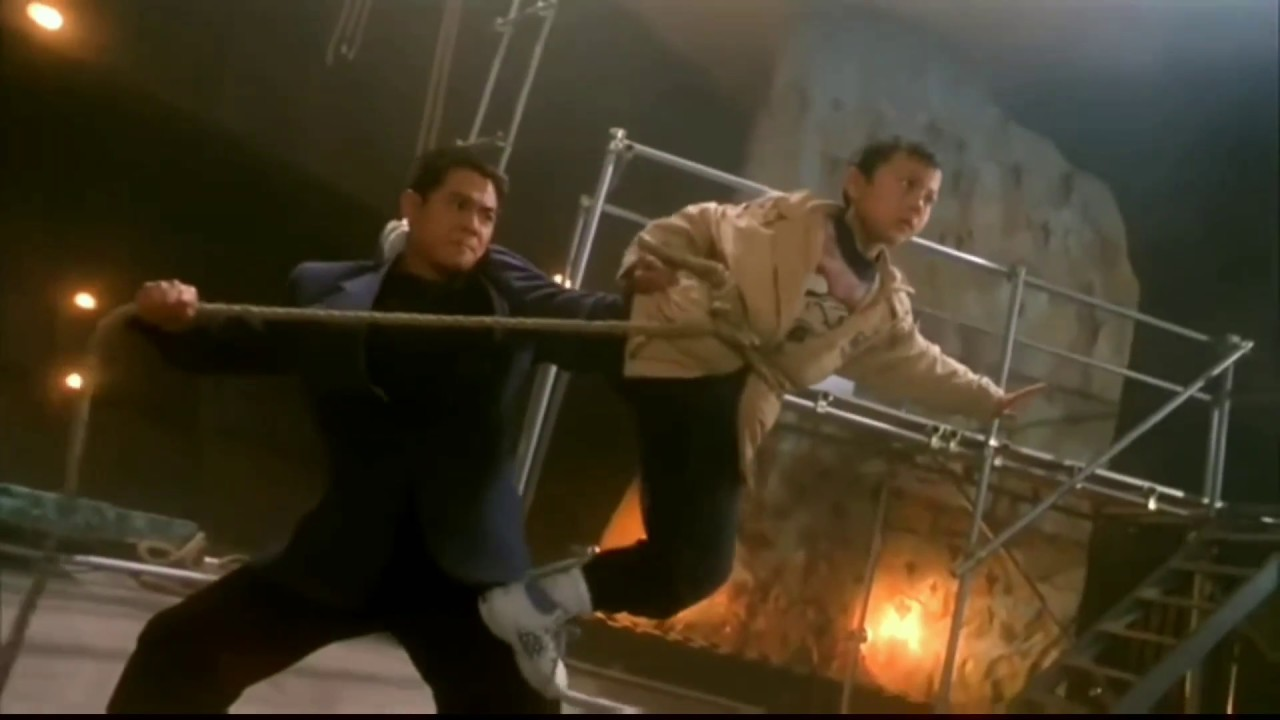 Download Jetli and son fight. film action