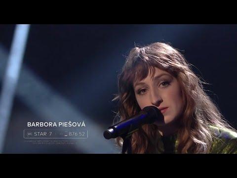 Barbora Piešová - Milovanie V Daždi (Richard Müller) - Superstar 2020