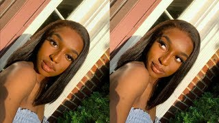 CHIT-CHAT GRWM: college, vsco backlash, parents cutting me off ft. ISEE Hair | Coco Chinelo