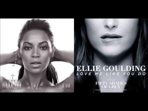 Love Me Like a Halo - Beyoncé vs. Ellie Goulding (Mashup)