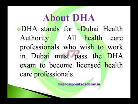 DHA EXAM FOR NURSES
