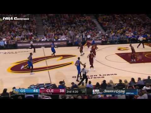 Golden State Warriors vs Cleveland Cavaliers   Full Highlights   Dec 26 2016   2016 17 NBA Season