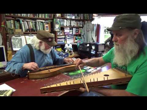 """MUNGA LATEN"" on Dulcimer & Bowed Psaltery"