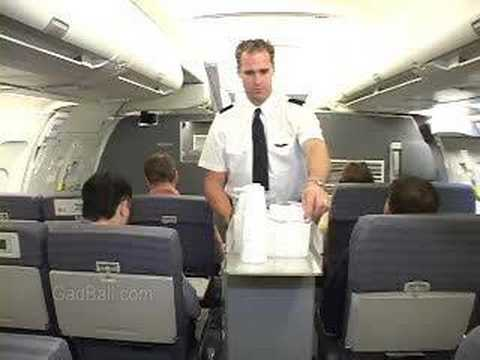 Flight Attendants Job Description - Youtube