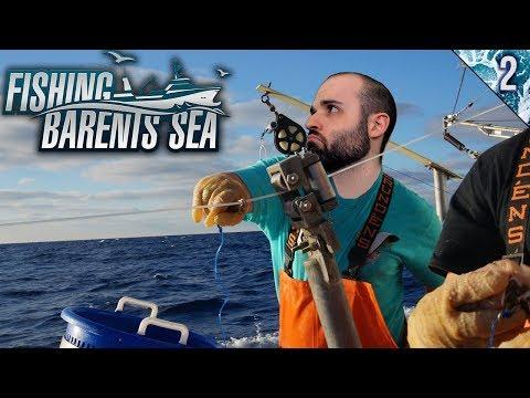 DE PESCADOR NOOB A PRO | Fishing: Barents Sea | Gameplay Español
