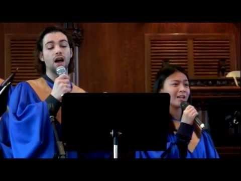 Compassion Hymn- Keith and Kristyn Getty sung by Knox Presbyterian Church Choir of Toronto