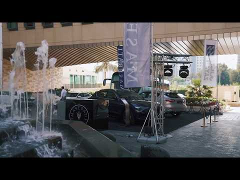 Maserati Kuwait X Executive Club