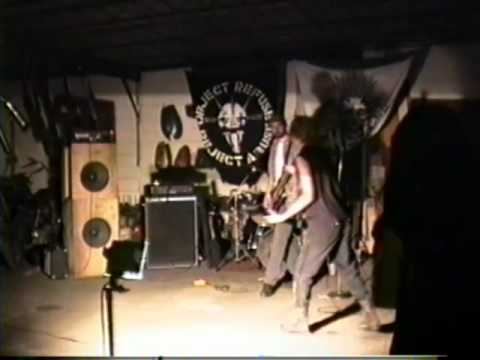 DAMAD live 1994 in Savannah GA at the motorcycle repair shop