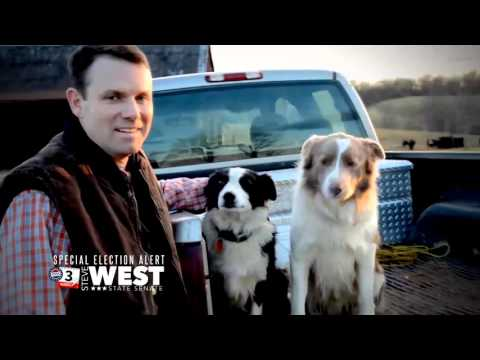 """Steve West for State Senate - """"New Day"""""""