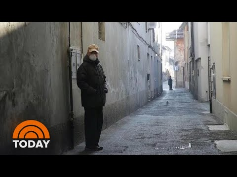 As Coronavirus Cases Soar In Italy, Experts Warn Of A Global Pandemic | TODAY from YouTube · Duration:  2 minutes 54 seconds