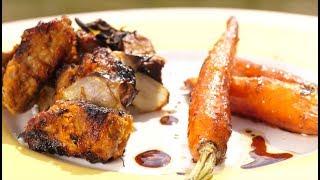 Шашлык из моркови и ещё 4 невообразимых рецепта!
