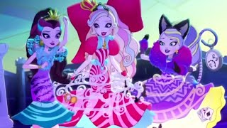 Ever After High💙The Wonderlicious Dance Off💜Way to Wonderland💙Halloween Special💙Cartoons for Kid