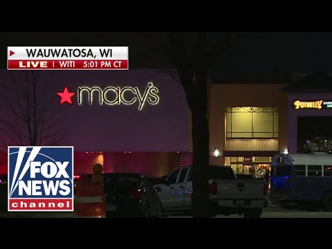 FBI responds to reports of active shooter at Wisconsin mall