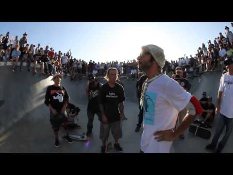 JAY ADAMS MEMORIAL SKATE SESSION: TONY ALVA
