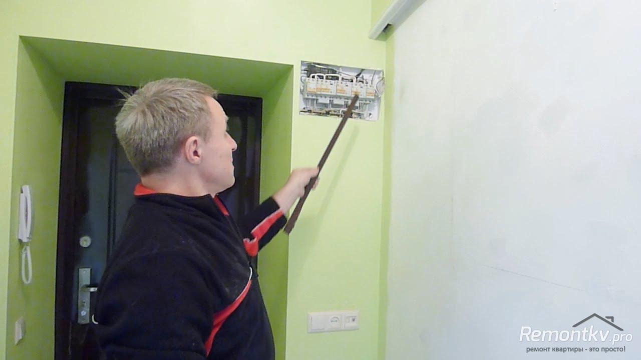 Как провести кабель тв через дверь