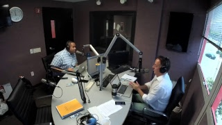Dunc and Holder on Sports 1280 in New Orleans. May 24, 2018.
