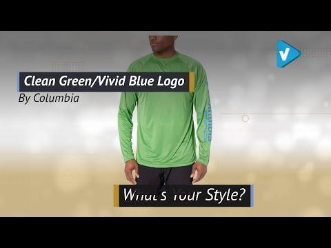 Columbia Men's Terminal Tackle Long Sleeve Shirt, UPF 50 Sun Protection, Moisture Wicking