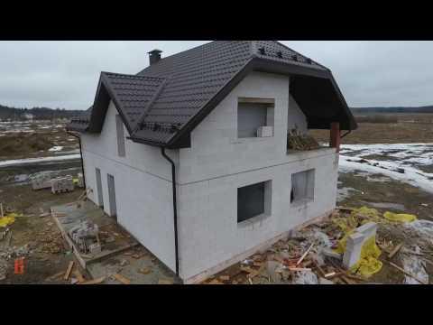 Комплектация домов из газобетона. владимирский строитель..
