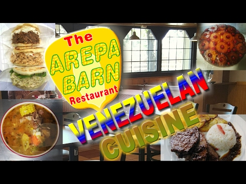 Venezuelan Cuisine | The Arepa Barn | The best arepas in the United States - Wyoming - Casper