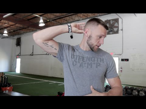 Sprint Faster with These Upper Body Stretches
