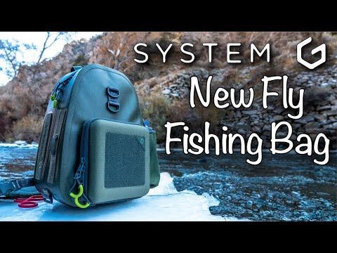 System G Beck Fishing Bag | Unboxing | Review