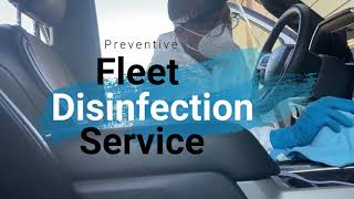 Fleet Disinfection Services