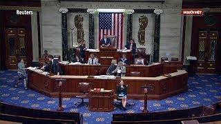 Hạ Viện Mỹ thông qua ba dự luật ủng hộ biểu tình ở Hồng Kông