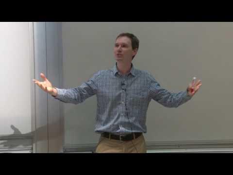 Patrick Hayden | The Quantum Computational Universe - 1 of 2
