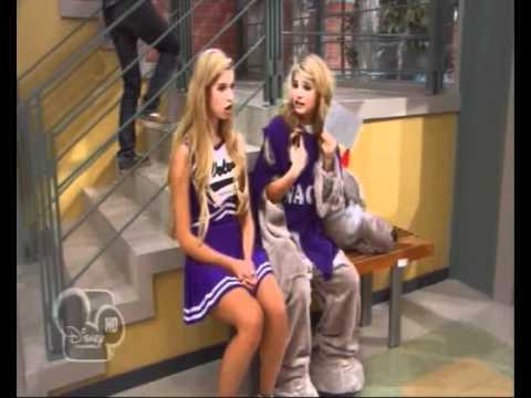 Stefanie Scott AKA Lexi Reed funny clip on A.N.T Farm