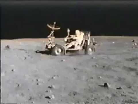 მთვარის როვერი  Lunar Rover  Лунный ровер  video  12