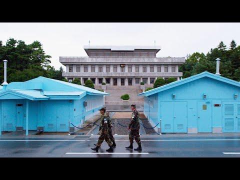 Kim Jong-un to cross to S. Korea in Panmunjom
