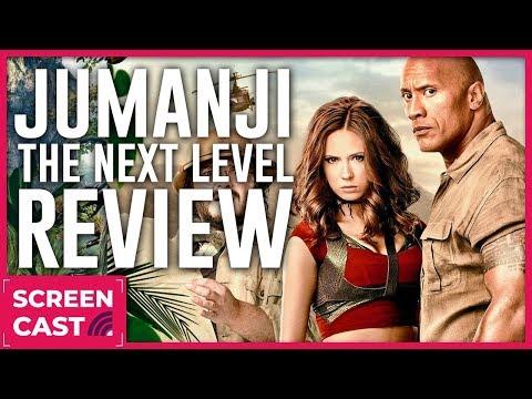 Jumanji The Next Level Review - Kinda Funny Screencast (Ep. 48)