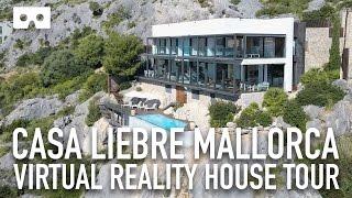 Casa Liebre Mallorca VR 360º Luxury Villa Tour -  Majorca, Balearics, Spain