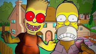 CUIDADO COM OS SIMPSONS | Eggs for Bart (ASSUSTADOR!!!)
