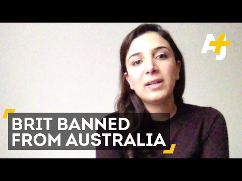 British Woman Banned From Australia