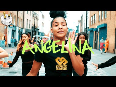 """Dance Video """"Angelina"""" Charlie Sloth FT Lil Kesh X Olamide X Not3s"""