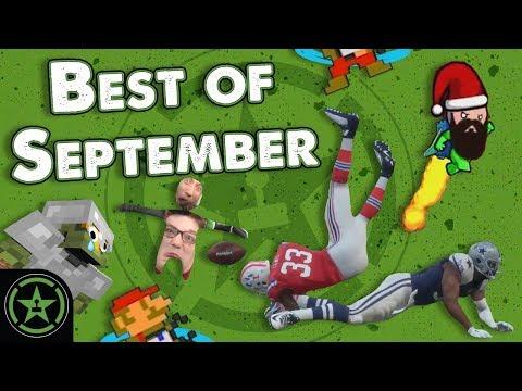 Best of Achievement Hunter - September 2017
