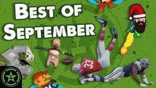 Download Video Best of Achievement Hunter - September 2017 MP3 3GP MP4