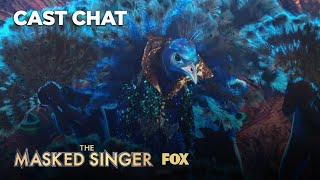 You Won't Believe Who Is Under The Peacock Mask! | Season 1 Ep. 10 | THE MASKED SINGER