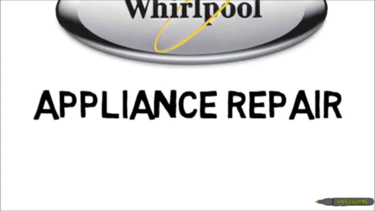 Whirlpool Appliance Repair In Rockland County Ny Youtube