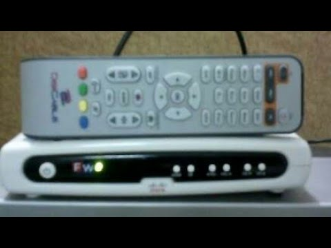 Activate Fastway D2H HD set top box hack for life time free Using PC with  proof and unlock set top